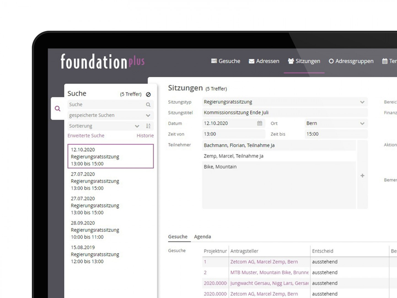 Interface-moderne-foundationplus